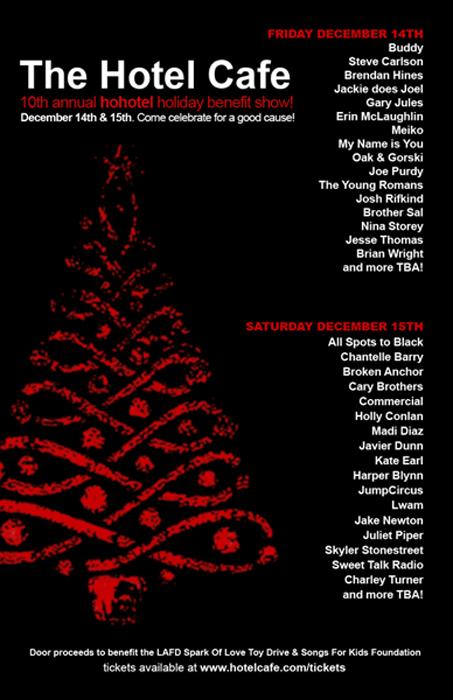 Friday night Christmas show!